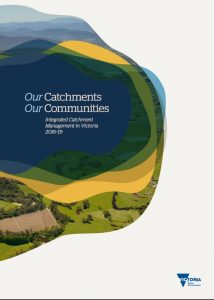 Our Catchments, Our Communities Integrated Catchment Management Strategy 2016-2019 cover image
