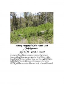 Putting People into Public Land cover image